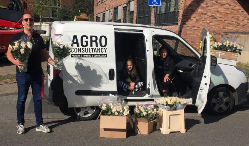 bloemen voor zorglocaties